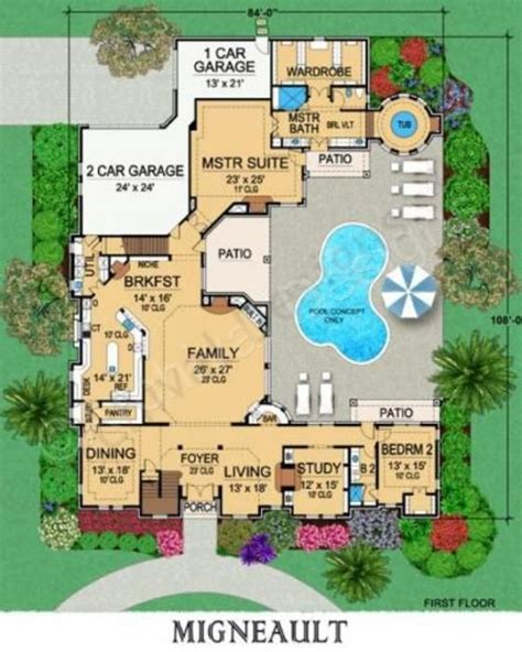 Migneault House Plan Best Selling House Plan