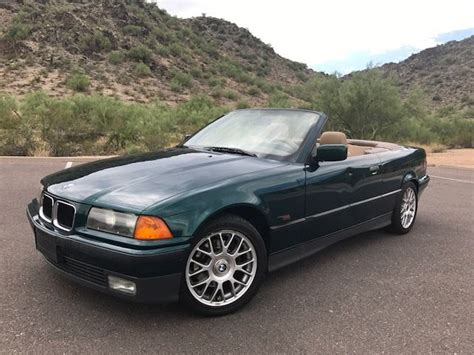1994 Bmw 318i Convertible Low Milessuper Clean Rust