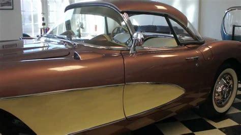 chevrolet corvette roadster  salerare lacquer