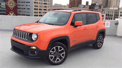 jeep renegade latitude youtube