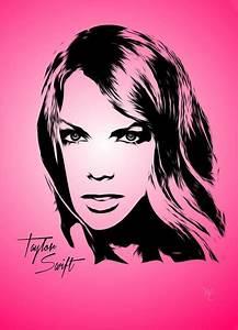 "Pop Art ""Swift"" Artwork For Sale on Fine Art Prints"