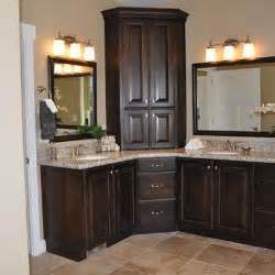 bathroom cabinetry designs best 25 corner bathroom vanity ideas on
