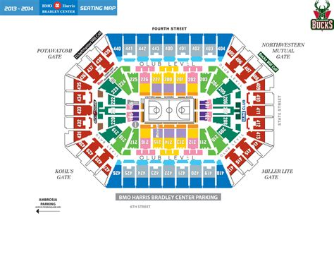 coors light suite bradley center suites seating diagram the official site of the