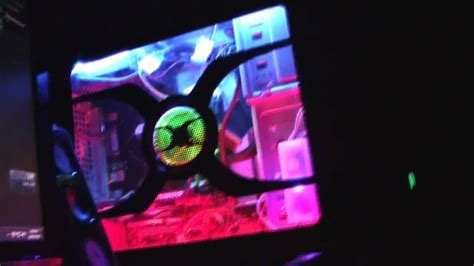 pc sound activated neon lights