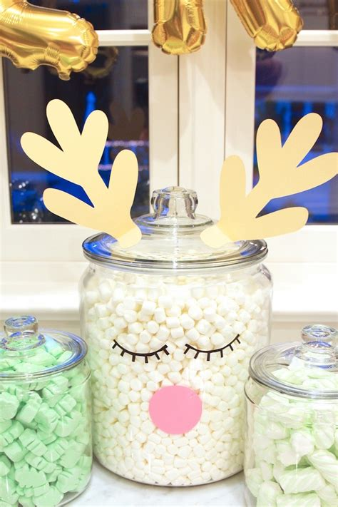karas party ideas  deer christmas party karas party ideas