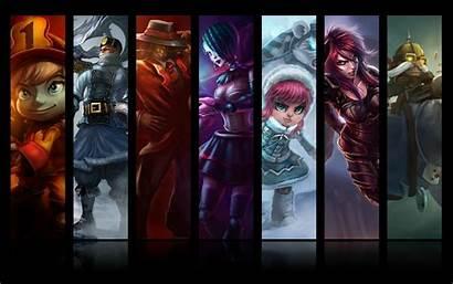 Lol Editor Maker Creator Legends League Wallpapers