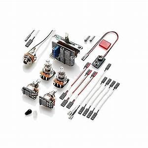 Emg Wiring Kit For 3 Active Pickups