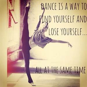 1000+ images about Dance Quotes on Pinterest | Ballet ...