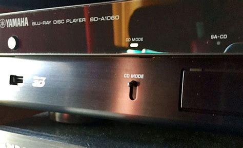 Yamaha Bda1060 Universal Bluray Player Review