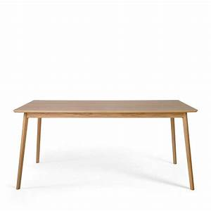 Table A Manger : table manger scandinave en bois skoll by drawer ~ Teatrodelosmanantiales.com Idées de Décoration