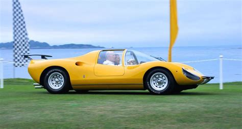 The chase footage was filmed from. 1967 Ferrari 206 Dino Competizione Pininfarina Coupe | レトロ ...