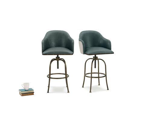 Upholstered Kitchen Stools by Milk Kitchen Stool Upholstered Breakfast Bar Stool Loaf
