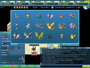 pokemon world online pc game