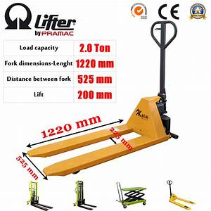 China European Design 1220 525 Hydraulic Electric Hand