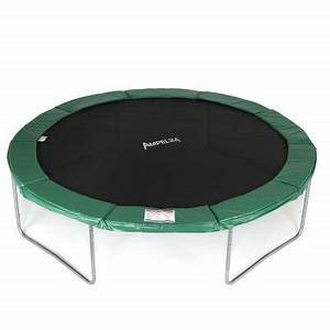 Trampolin Netz 366 : klassik trampolin 366 cm netz mit ring gr n bis 160 kg ~ Whattoseeinmadrid.com Haus und Dekorationen