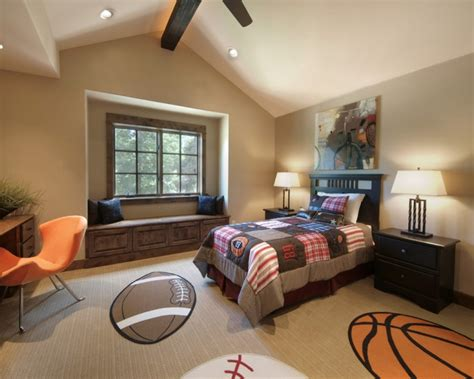 + Sports Bedroom Designs, Ideas