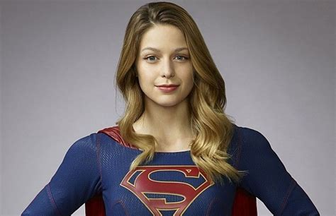 'supergirl' Cbs Released Another New Photo Of Melissa