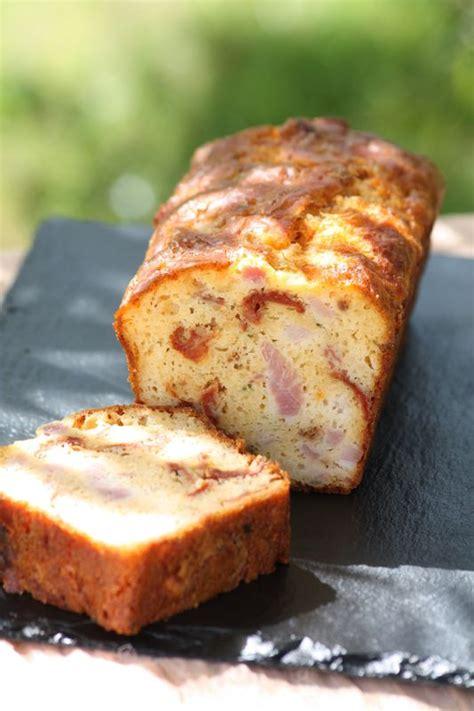 cake sale aux lardons avec thermomix recette facile