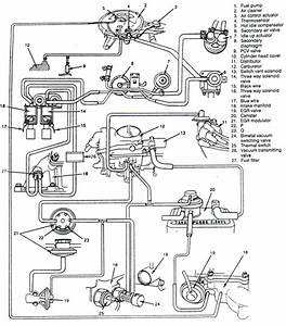 Carburetor Diagram Hoses For 350 Chevy Motor