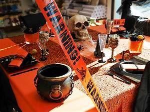 Decoration Halloween Pas Cher : decoration halloween a faire soi meme interesting ~ Melissatoandfro.com Idées de Décoration