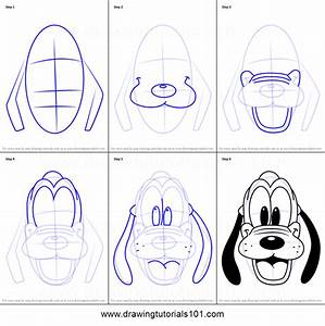 How To Draw Pluto Face | www.imgkid.com - The Image Kid ...