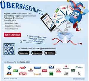 Payback De Ecoupons : interaktiver deal nur f r payback kunden zu den joker coupons ~ One.caynefoto.club Haus und Dekorationen
