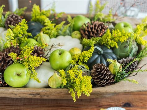 ideas homemade centerpiece for parties my home design easy centerpieces for thanksgiving or fall parties hgtv