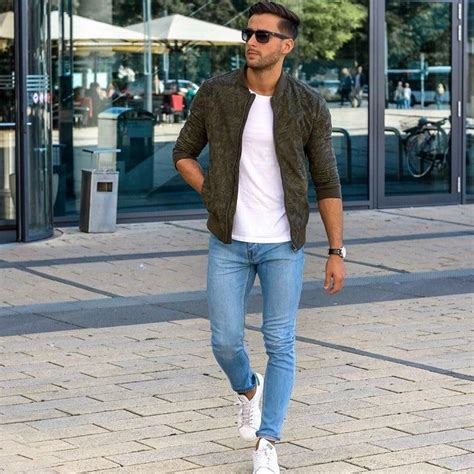 Inspiration for 10 Male Summer Outfits