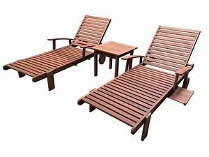 Bain De Soleil Bois : bain de soleil en bois exotique s oul mahogany 1 table basse en bois exotique 69028 ~ Teatrodelosmanantiales.com Idées de Décoration