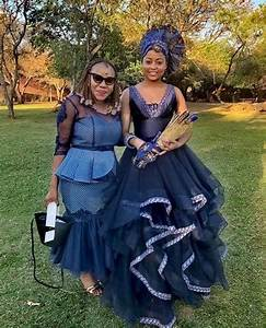 Designer Broom Traditional Dresses In South Africa 2019 African