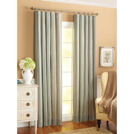 better homes and gardens curtains better homes and gardens atlanta stripe curtain panel