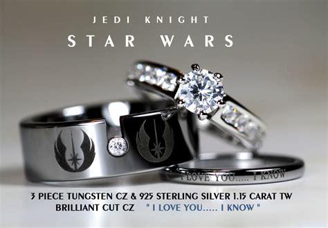 lovely star wars wedding rings  sale matvukcom