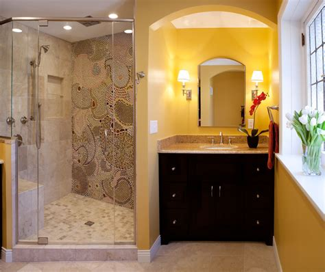 mosaic shower tile 24 mosaic bathroom ideas designs design trends