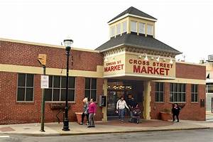 Baltimore lawmakers endorse Cross Street Market liquor ...