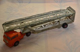 camion porta auto antikspielzeug antiquit 228 ten
