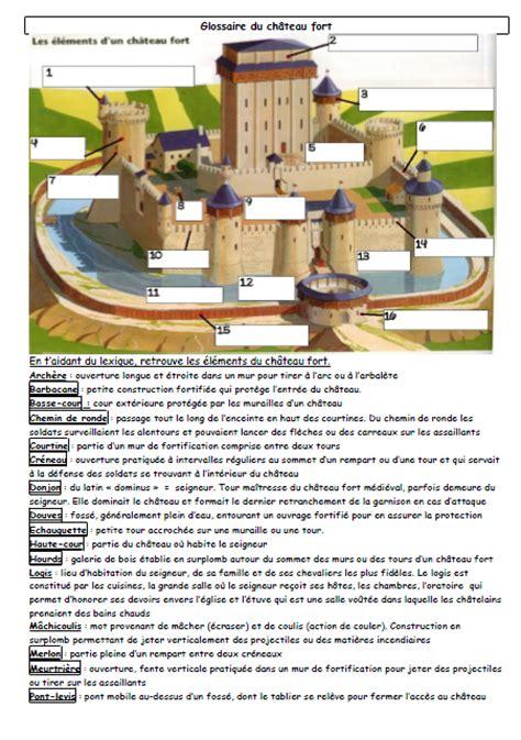glossaire du chateau fort  decouverte des vegetaux