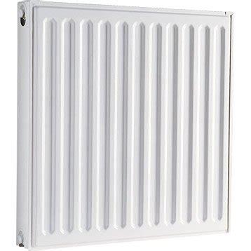 radiateur chauffage central acier equation 1012w leroy merlin