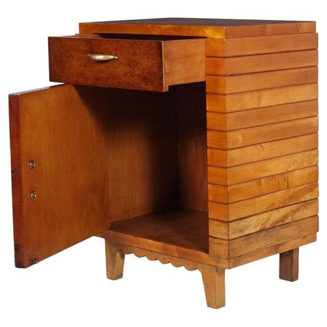 mid century bedside ls mid century modern art deco in gio ponti manner bedside