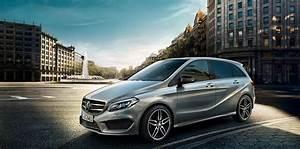 Class B Mercedes : mercedes benz b class news pictures videos ~ Medecine-chirurgie-esthetiques.com Avis de Voitures