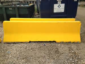 Jersey Wall Concrete Barriers