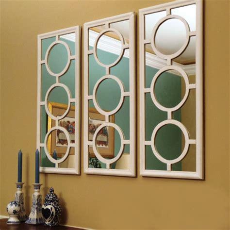 Multicolor sticker/3d diy clock wall clocks. HOME DZINE Home DIY | Make decorative mirrors