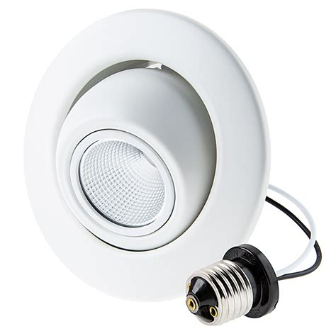 4 inch can lights led recessed lighting kit for 4 quot cans retrofit led