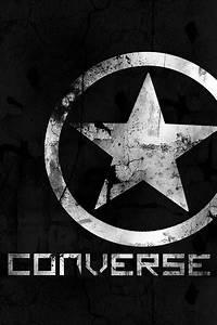Converse Logo Iphone Wallpaper Area ~ Wallpaper Area | HD ...