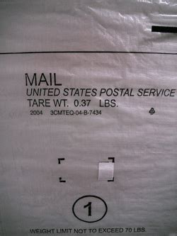 domestic mail
