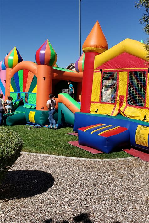 Bounce House Rentals   ABC Party Essentials