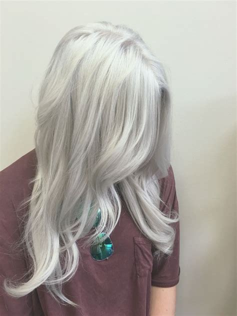 1000 Ideas About White Hair Colors On Pinterest Black