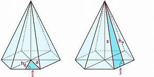 Pyramide Berechnen Formel : berechnen des oberfl cheninhalts der pyramide ~ Themetempest.com Abrechnung