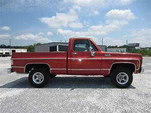 Buy Used 1979 Gmc Royal Sierra 4wd  350  Auto  Must See