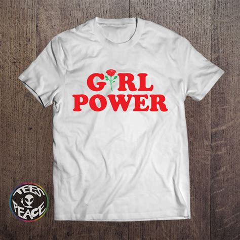 Crystal Carpets by Power Power Tshirt Power Shirt Feminist