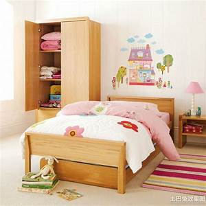 儿童房间设计 土巴兔装修效果图